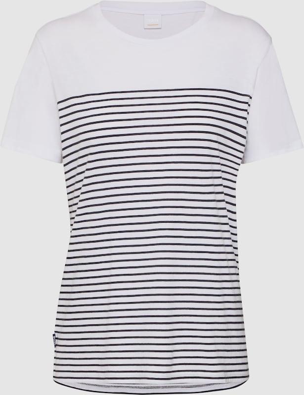 BOSS Shirt 'Tefresh' in blau   weiß  Große Große Große Preissenkung 731410