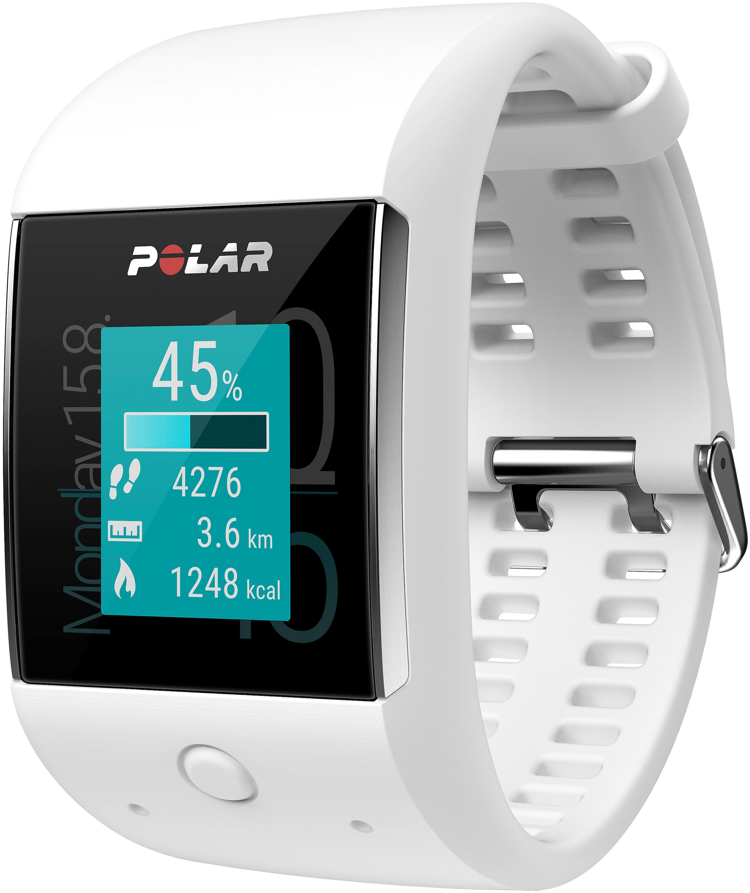 'M600' Pulsuhr POLAR POLAR Smartwatch Smartwatch mit Cwqq06pBx