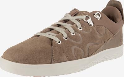 JACK WOLFSKIN Auckland Sneakers Low in naturweiß, Produktansicht