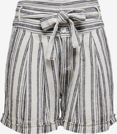 ONLY Spodnie 'Alfina' w kolorze grafitowy / offwhitem, Podgląd produktu