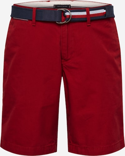 TOMMY HILFIGER Shorts 'BROOKLYN' in rot, Produktansicht