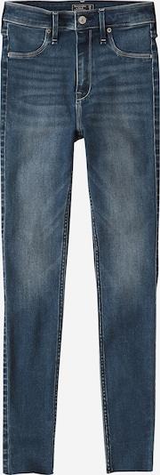 Abercrombie & Fitch Jeans 'BTS18-DARK HR JEAN LEGGING 1CC' in blue denim, Produktansicht