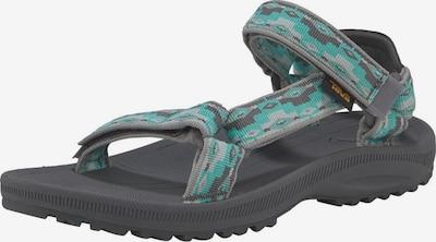 TEVA Winsted Sandal  W' in grau / mint / schwarz, Produktansicht