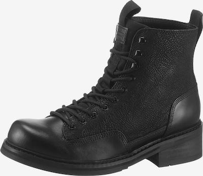 G-Star RAW Stiefelette 'Roofer II' in schwarz, Produktansicht