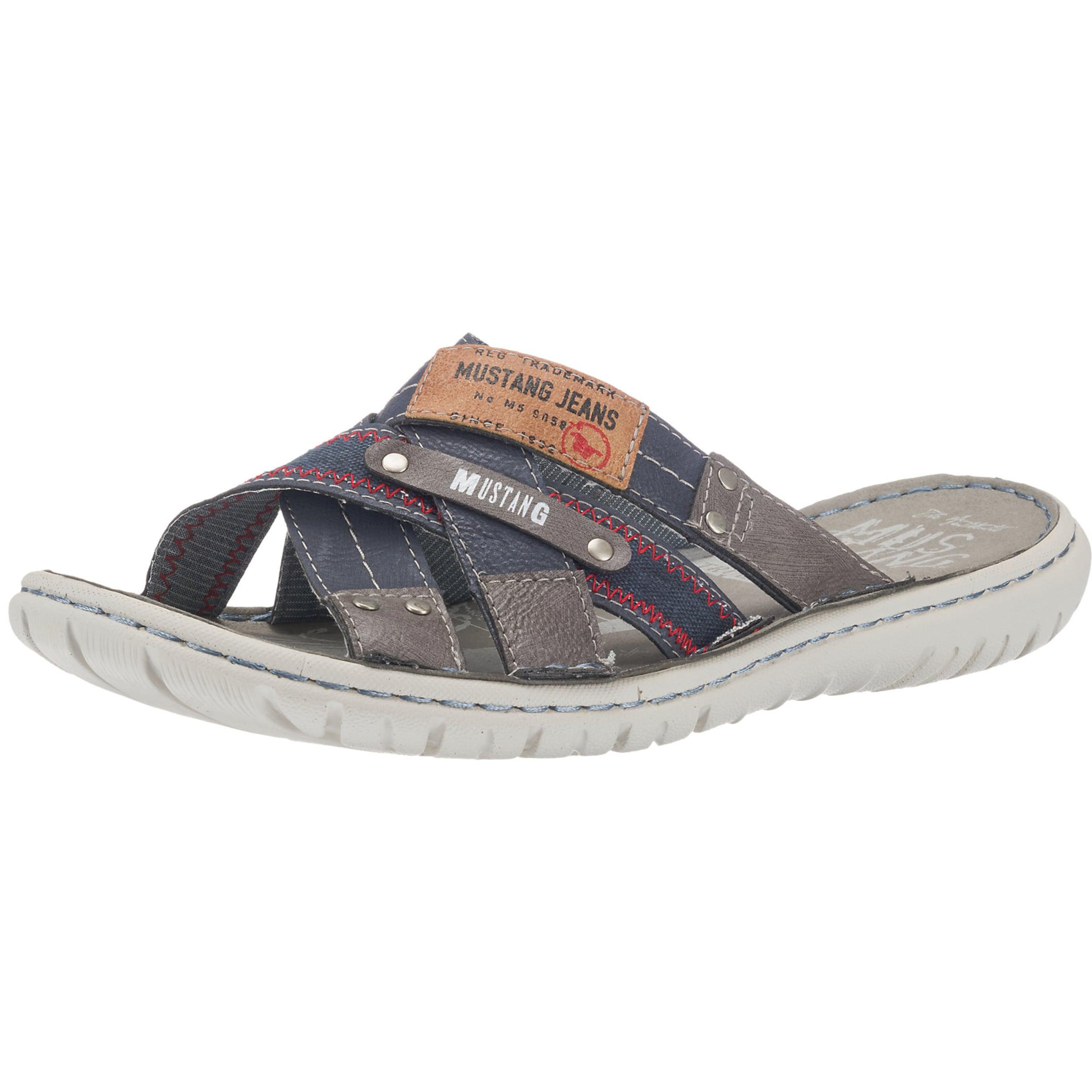 MUSTANG Pantolette Verschleißfeste billige Schuhe Hohe Qualität