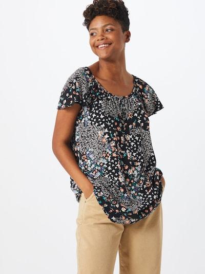 Dorothy Perkins T-shirt 'Blush' en mélange de couleurs / noir: Vue de face