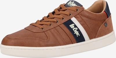 Lee Cooper Sneaker in braun, Produktansicht