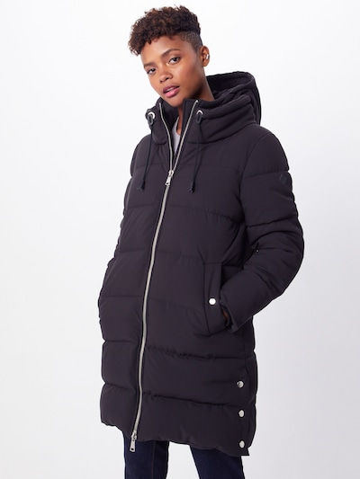 ESPRIT Mantel 'Padded Coat' in schwarz, Modelansicht