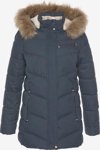 POLARINO Outdoor Jacket in Blue