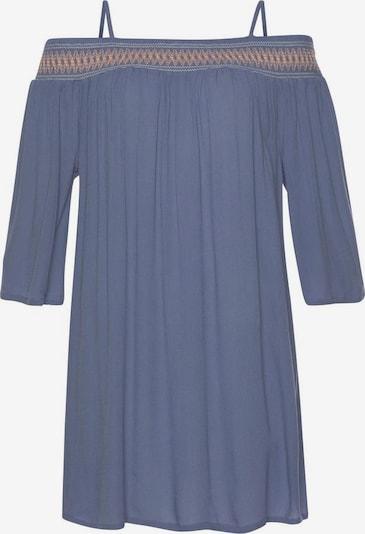 s.Oliver Strandkleid in blau, Produktansicht