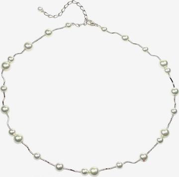 Orquidea Perlenkette 'Sophie' in Weiß