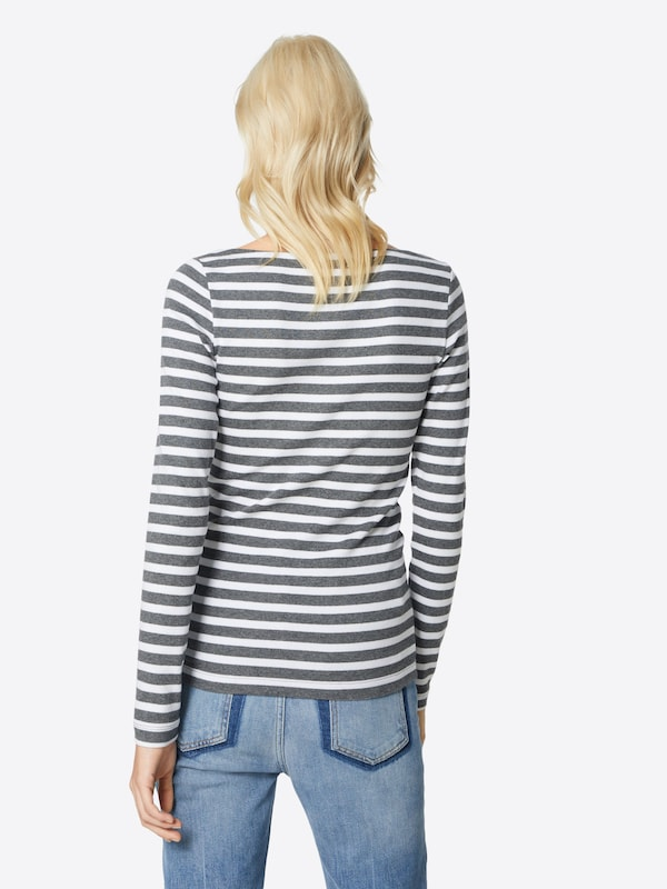Gap Shirt Gap Shirt Grau Weiß 44xrzqwp