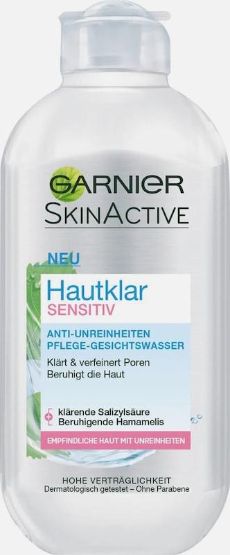 GARNIER 'Hautklar Sensitiv Gesichtswasser', Gesichtsreinigung