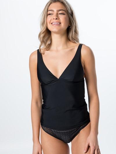 RIP CURL Tankini 'ECO SURF TANKINI ' in schwarz, Modelansicht