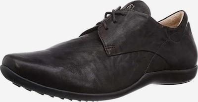 THINK! Schnürschuhe in dunkelbraun, Produktansicht