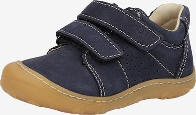 Pepino Chaussure basse en bleu nuit, Vue avec produit