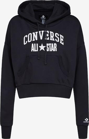 CONVERSE Sweatshirt 'All Star' in de kleur Zwart, Productweergave