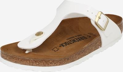 BIRKENSTOCK Sandały 'Gizeh' w kolorze białym, Podgląd produktu