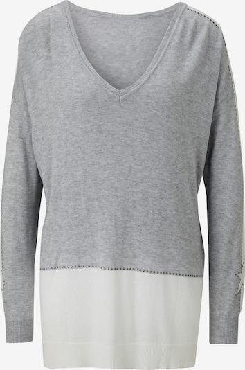 heine Sweater in mottled grey, Item view