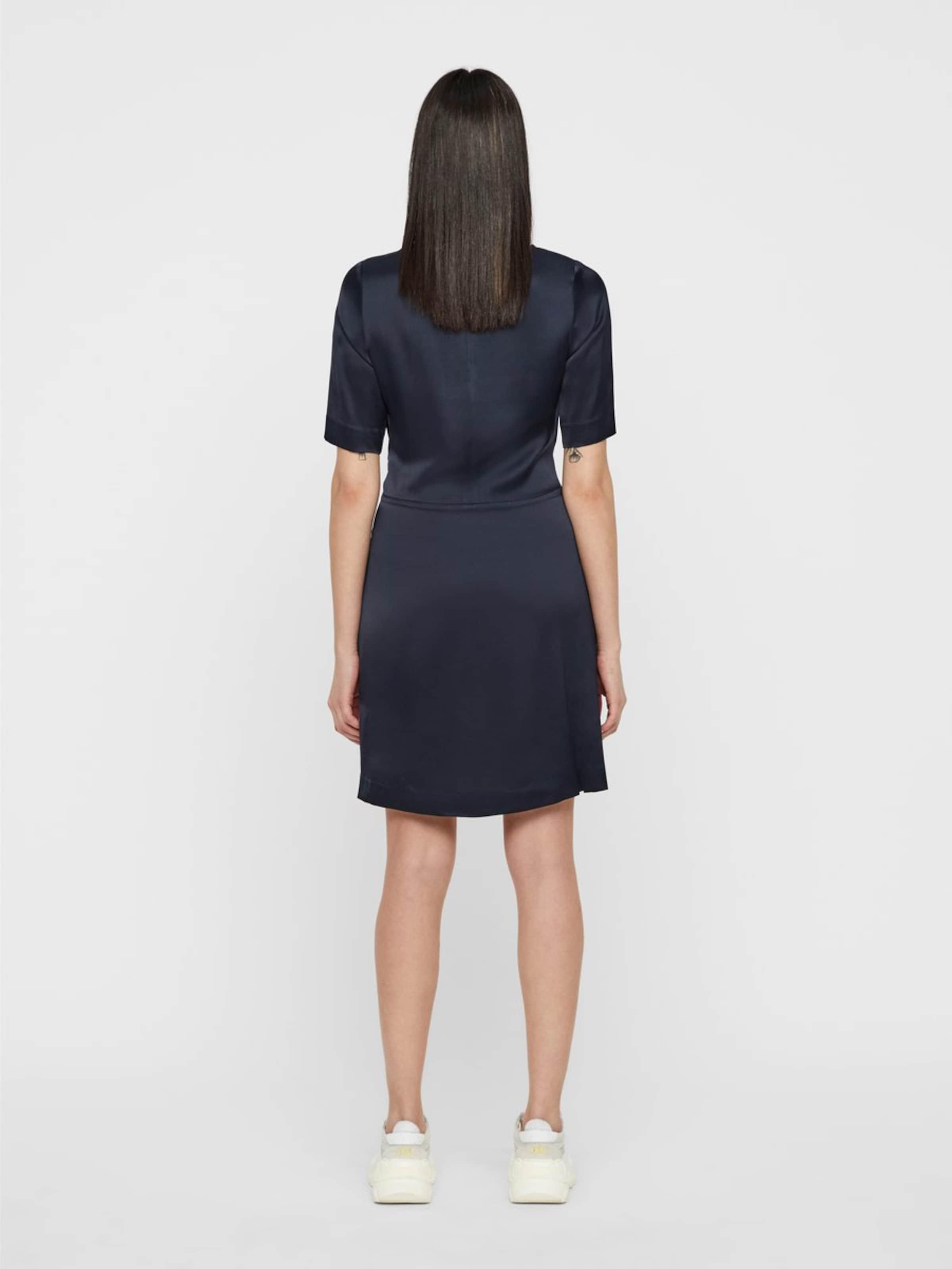 'embla lindeberg J In Liquid' Nachtblau Kleid vwN8nO0m