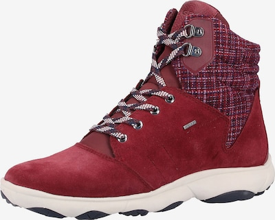 GEOX Boots in rot, Produktansicht