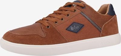 Lee Cooper Sneakers laag in de kleur Bruin, Productweergave