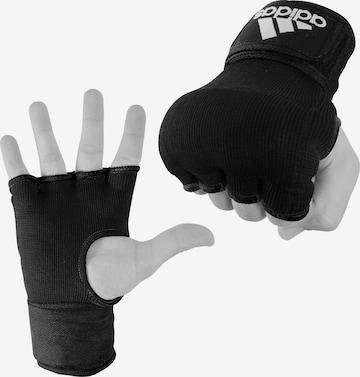 ADIDAS PERFORMANCE Athletic Gloves 'Innenhandschuh' in Black