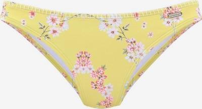 SUNSEEKER Dół bikini 'Ditsy' w kolorze żółty / mieszane kolorym, Podgląd produktu