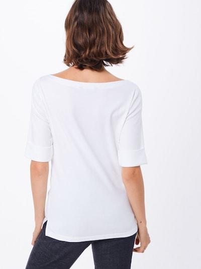 Lauren Ralph Lauren Shirt 'JUDY' in de kleur Wit: Achteraanzicht