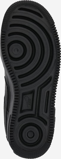 Nike Sportswear Sneaker 'AF1' in schwarz: Ansicht von unten