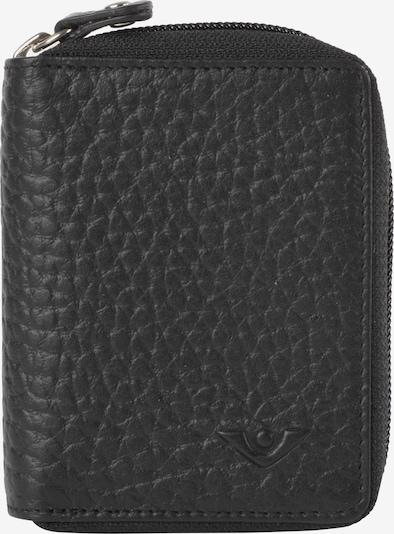 VOi Kreditkartenetui 'Manu' in schwarz, Produktansicht