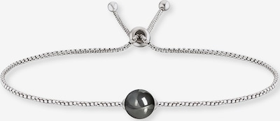 Engelsrufer Armband 'Erb-Lilgem-PY' in anthrazit / silber, Produktansicht