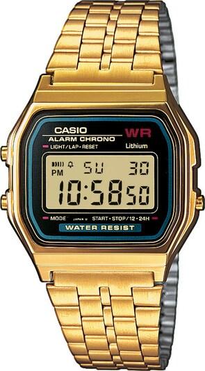 CASIO Collection in blau / gold / schwarz, Produktansicht