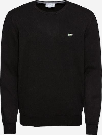 LACOSTE Strickpullover in schwarz, Produktansicht