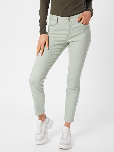Pantaloni 'SHAKIRA' BRAX pe verde pastel, Vizualizare model