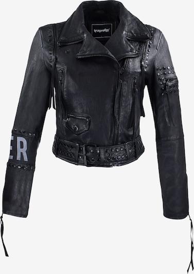 trueprodigy Jacke 'Ava' in schwarz / weiß, Produktansicht