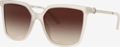 Tory Burch Sonnenbrille in beige, Produktansicht