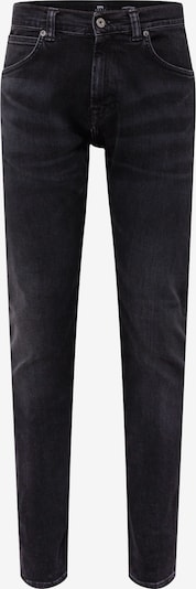 EDWIN Jeans 'ED-85' in black denim, Produktansicht