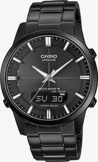 CASIO Uhr in schwarz / weiß, Produktansicht