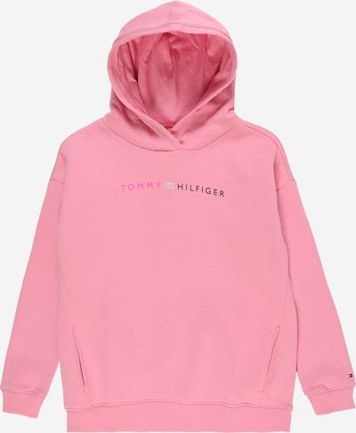 TOMMY HILFIGER Sweatshirts 'Essential' in pink, Produktansicht
