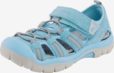 LURCHI Sandale 'Pete' in blau, Produktansicht