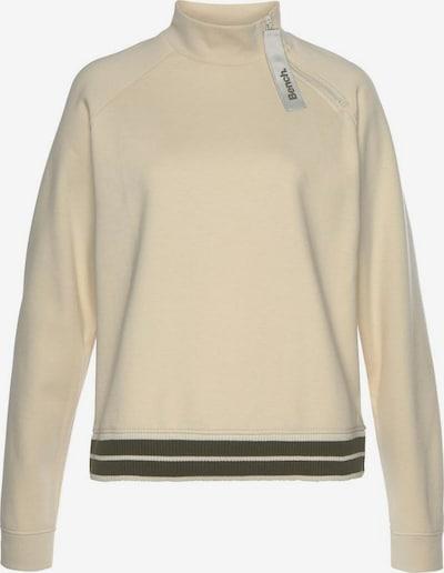 BENCH Sweatshirt in creme, Produktansicht