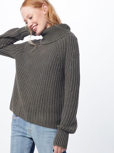 REPLAY Pullover in basaltgrau, Modelansicht