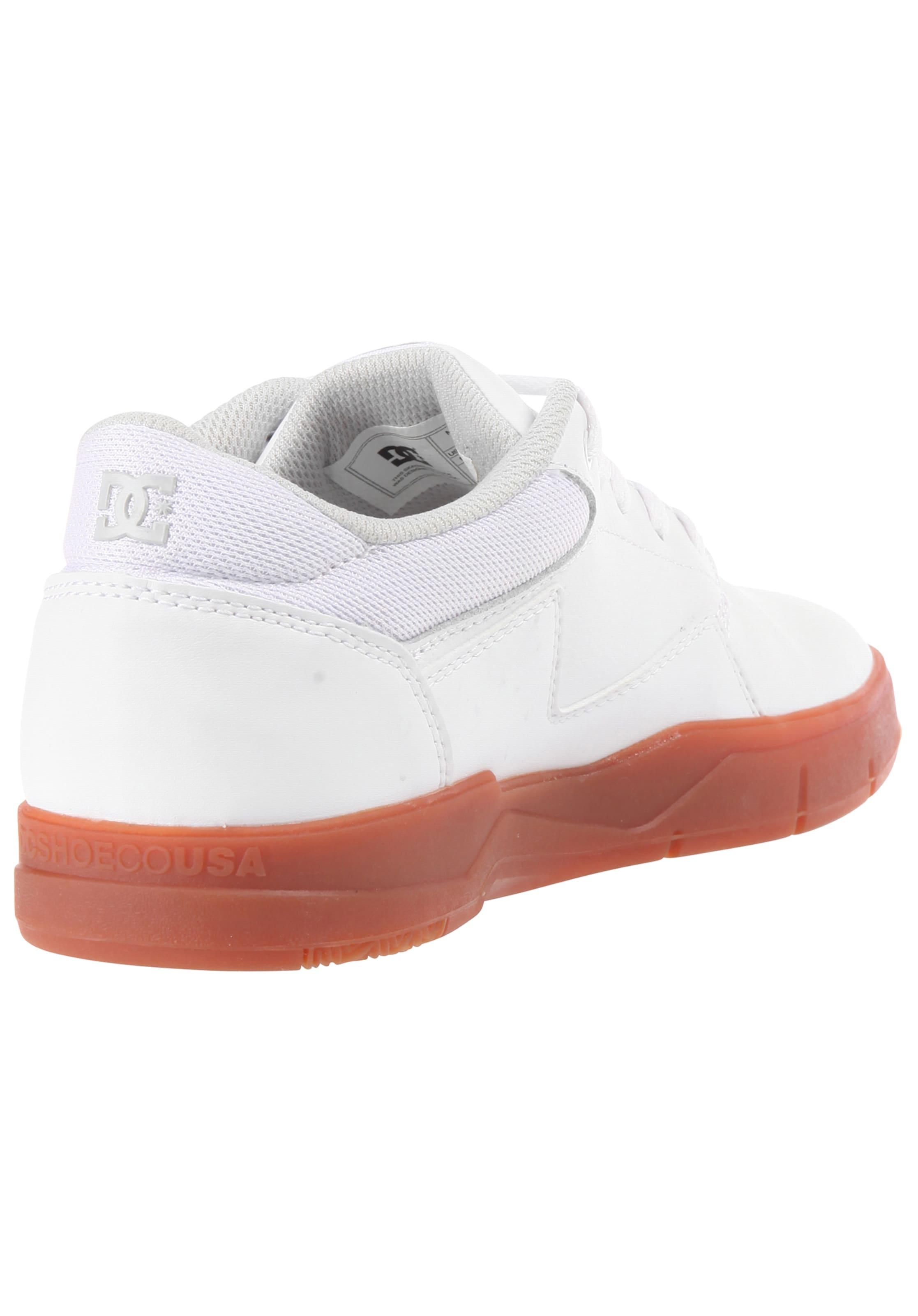 Dc Shoes 'barksdale' In DunkelorangeWeiß Sneaker uTOZXPki