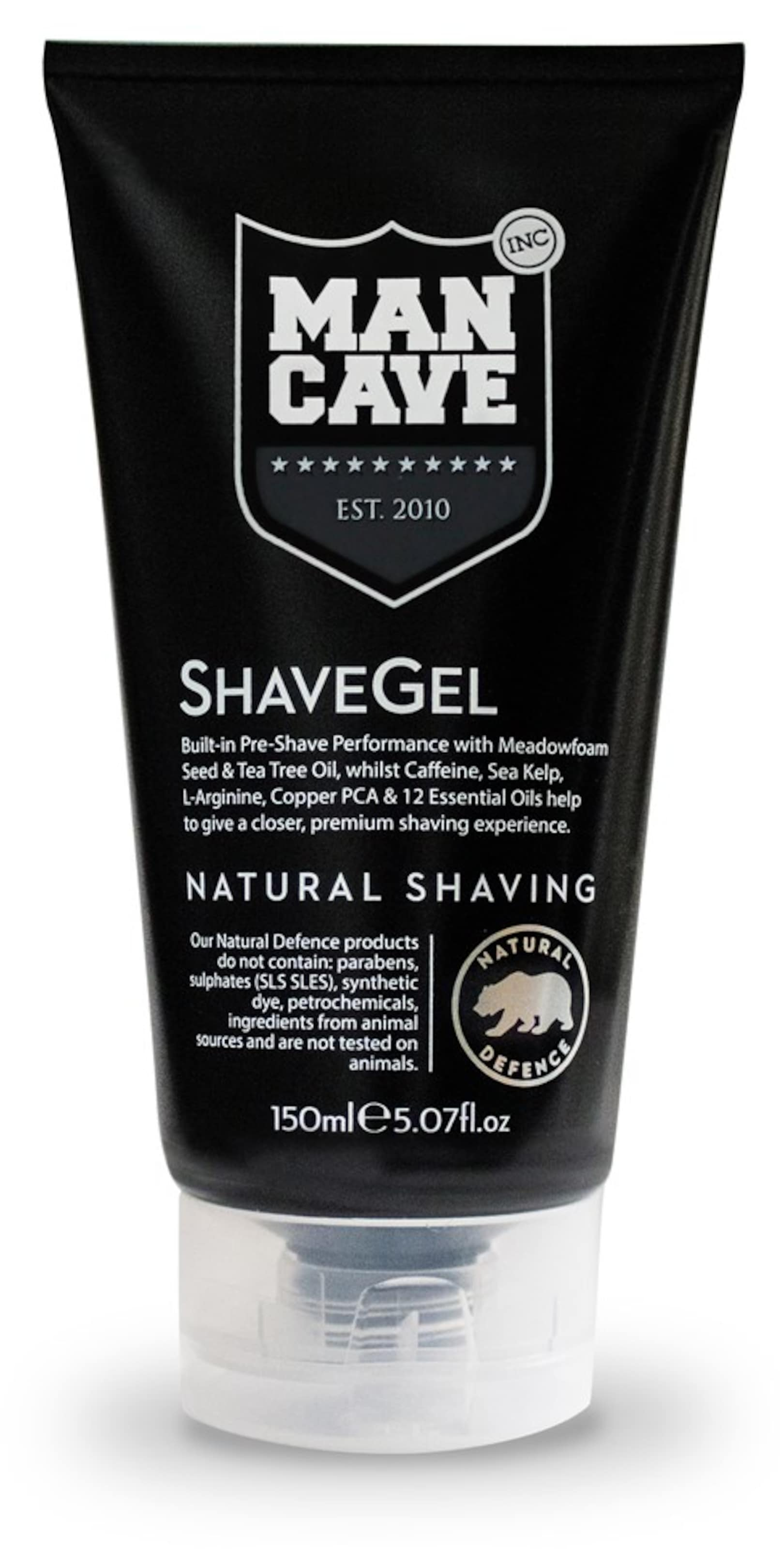 ManCave 'ShaveGel', Rasiergel