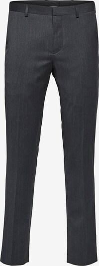 SELECTED HOMME Pantalon à pince en gris, Vue avec produit