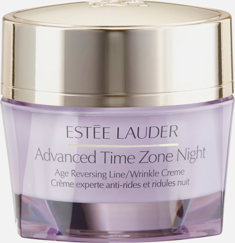 ESTÉE LAUDER 'Advanced Time Zone Night Creme' Anti-Aging Nachtcreme in helllila, Produktansicht