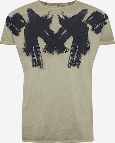 Key Largo Shirt 'PAINT' in oliv, Produktansicht