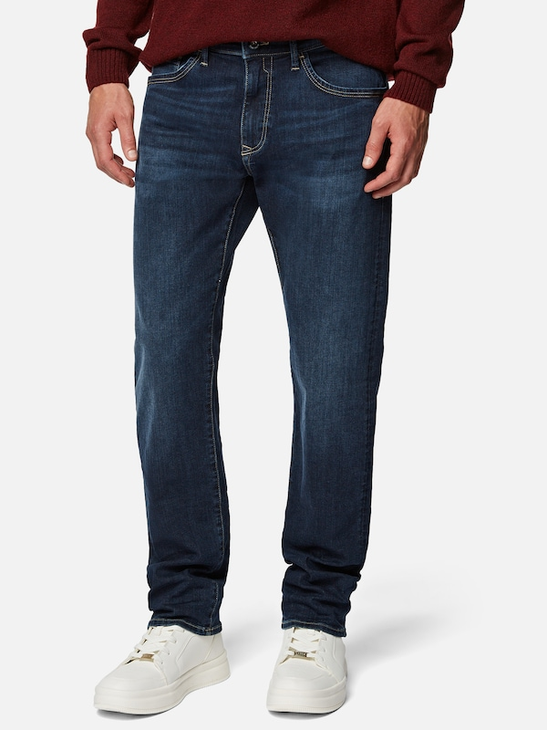 Mavi Jeans ' MARCUS ' in blue denim, Modelansicht