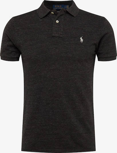 POLO RALPH LAUREN Shirt 'SSKCSLM1-SHORT SLEEVE-KNIT' in de kleur Zwart, Productweergave